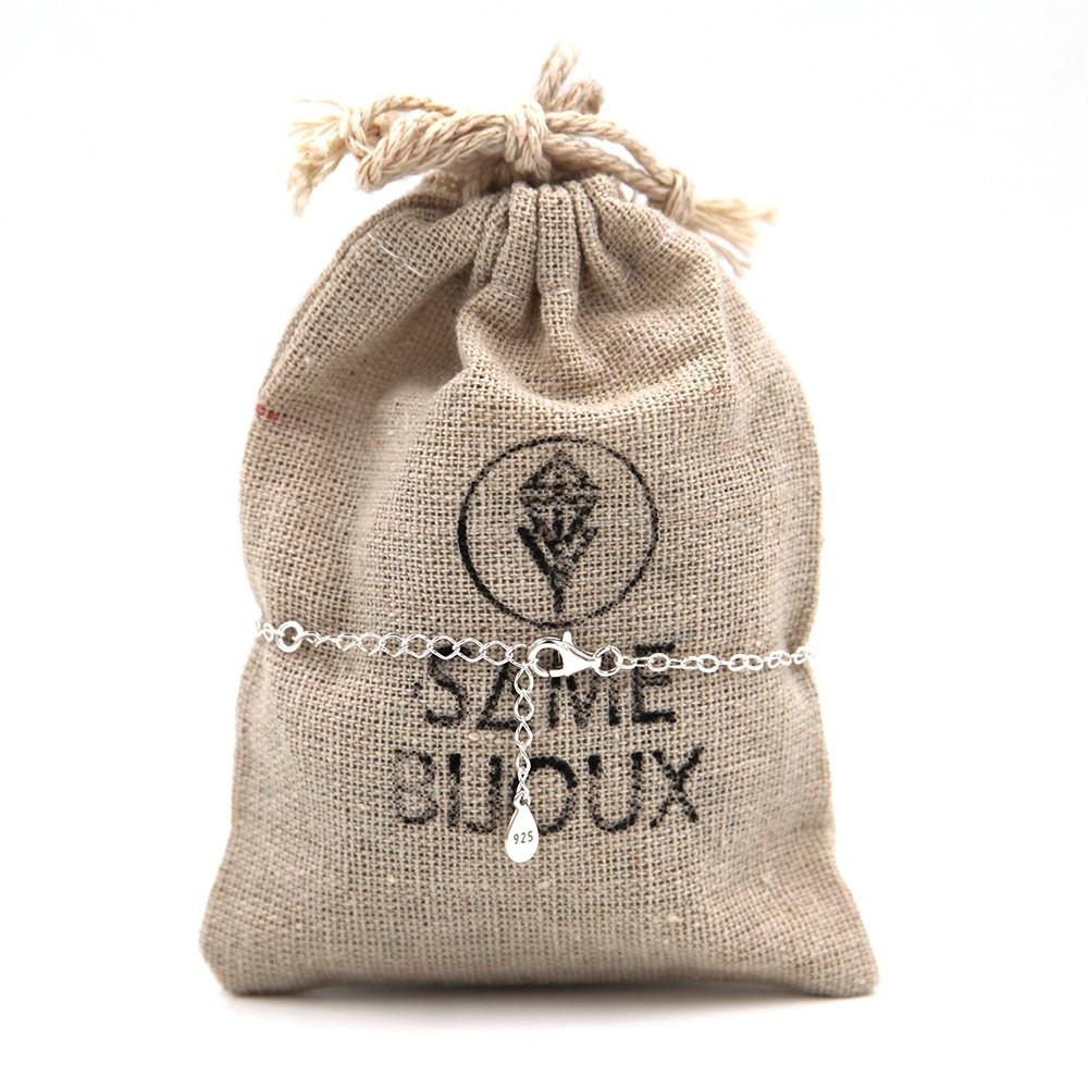 Bracelet BÉBÉ – Petit Loup – ARGENT 925