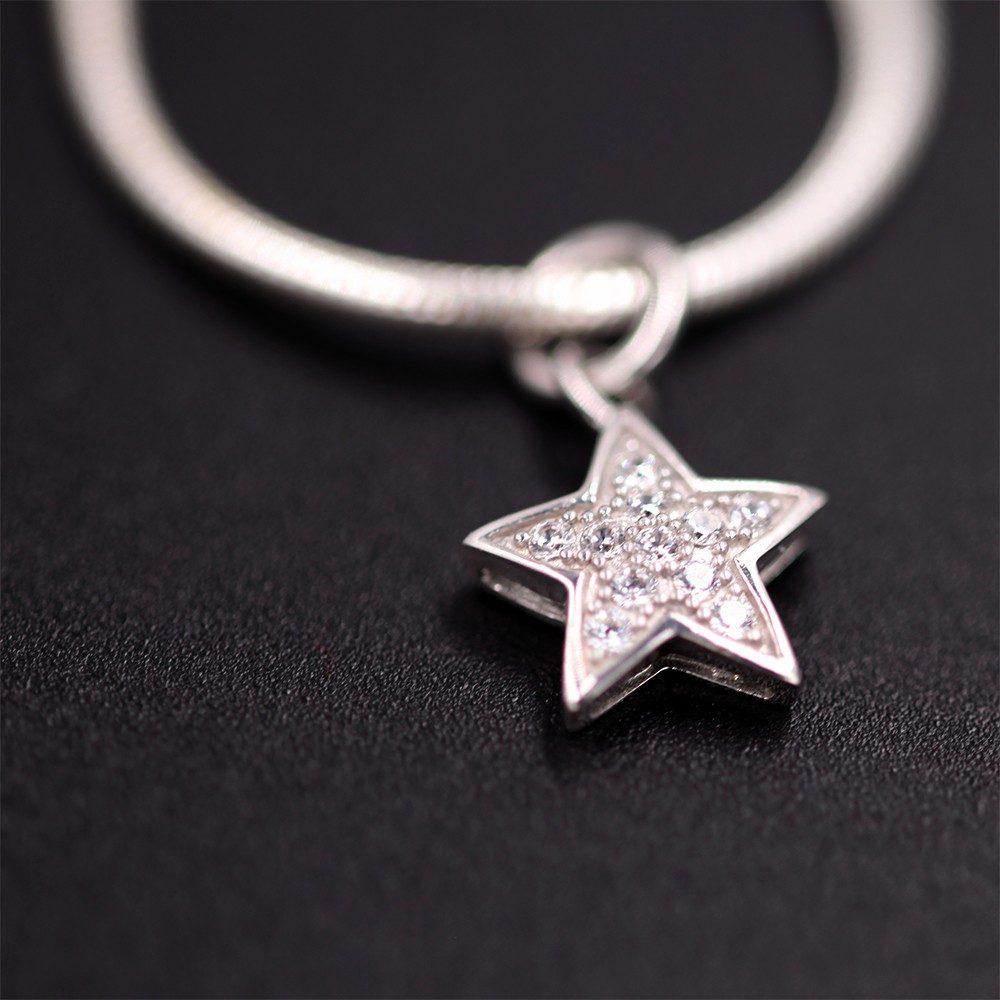 Collier – Star – Argent 925