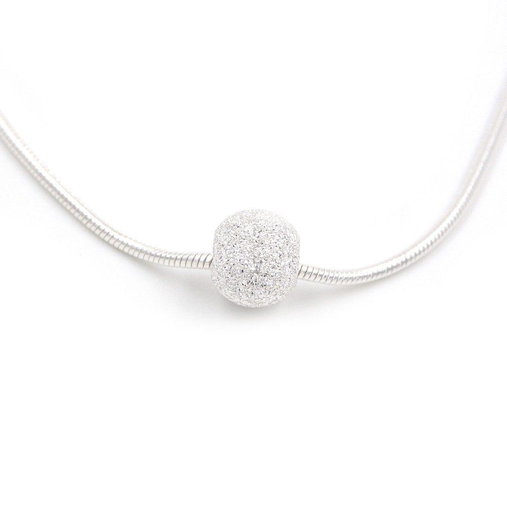 Collier – Boule – ARGENT 925