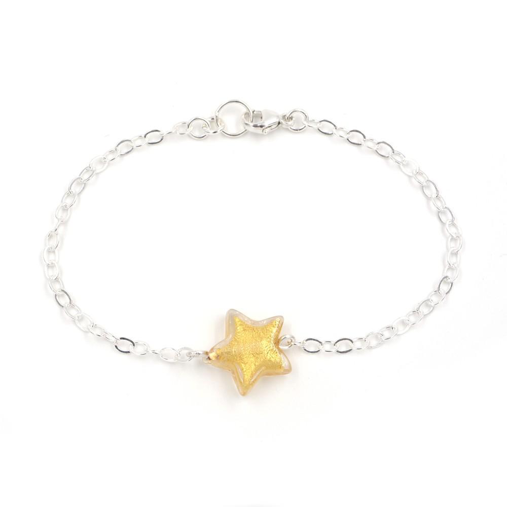 Bracelet – Étoile – ARGENT 925