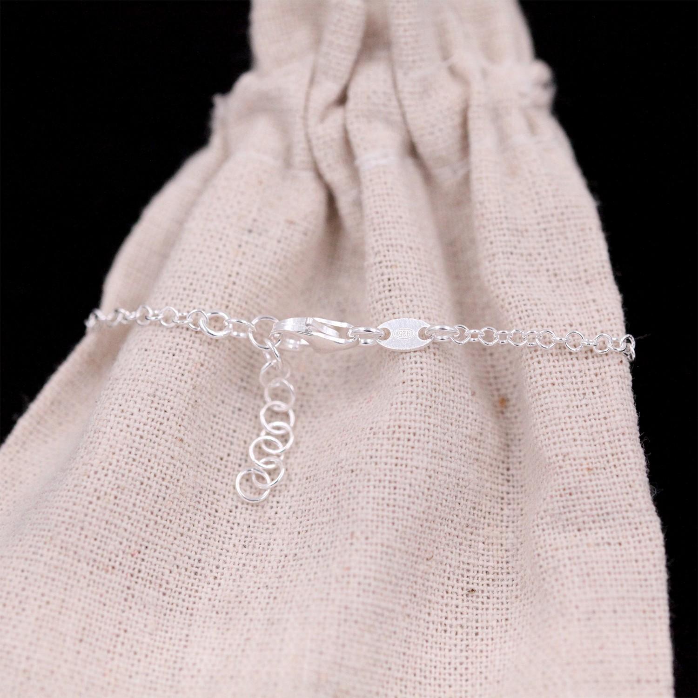 Bracelet fille – Papillon – ARGENT 925