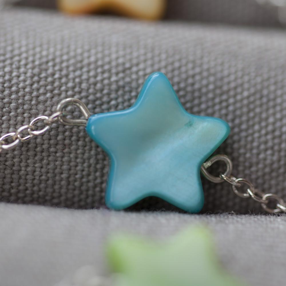 bracelet-etoile-nacre-bleue