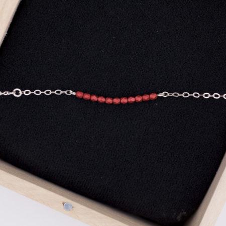 Jour 11 : le bracelet Velours !