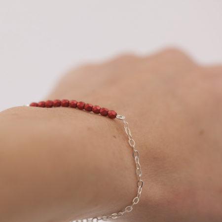bracelet-perle-same-bijoux-argent-925-fait-main-rouge