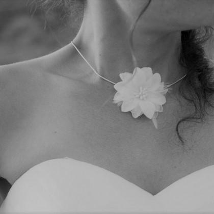 collier mariage same bijoux
