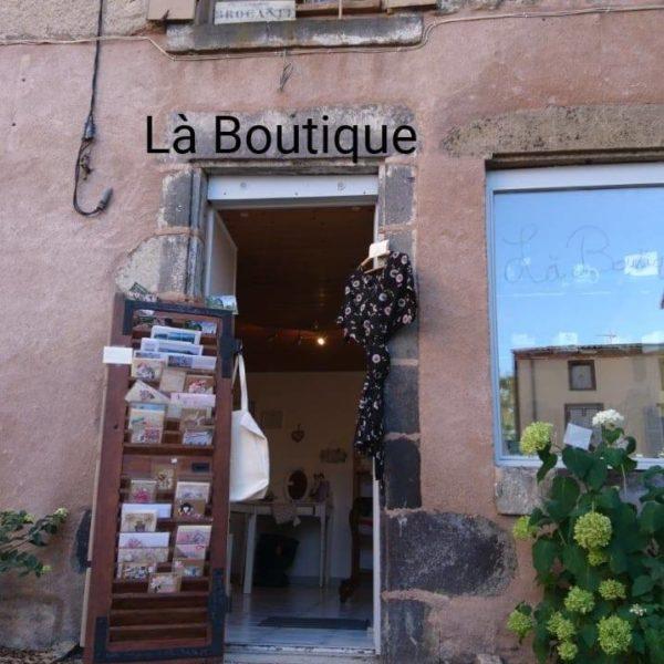 Là boutique - St Saturnin