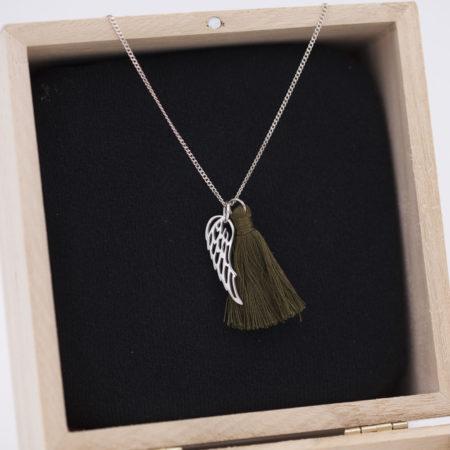 Jour 21 du calendrier de l'Avent : le collier Angel