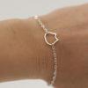 Bracelet – Chat – ARGENT 925