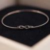 Bracelet – Infini – ARGENT 925 rosé