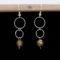 Boucles d'oreilles - Murano - argent 925