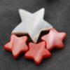 Bracelet BÉBÉ – Étoile corail – ARGENT 925