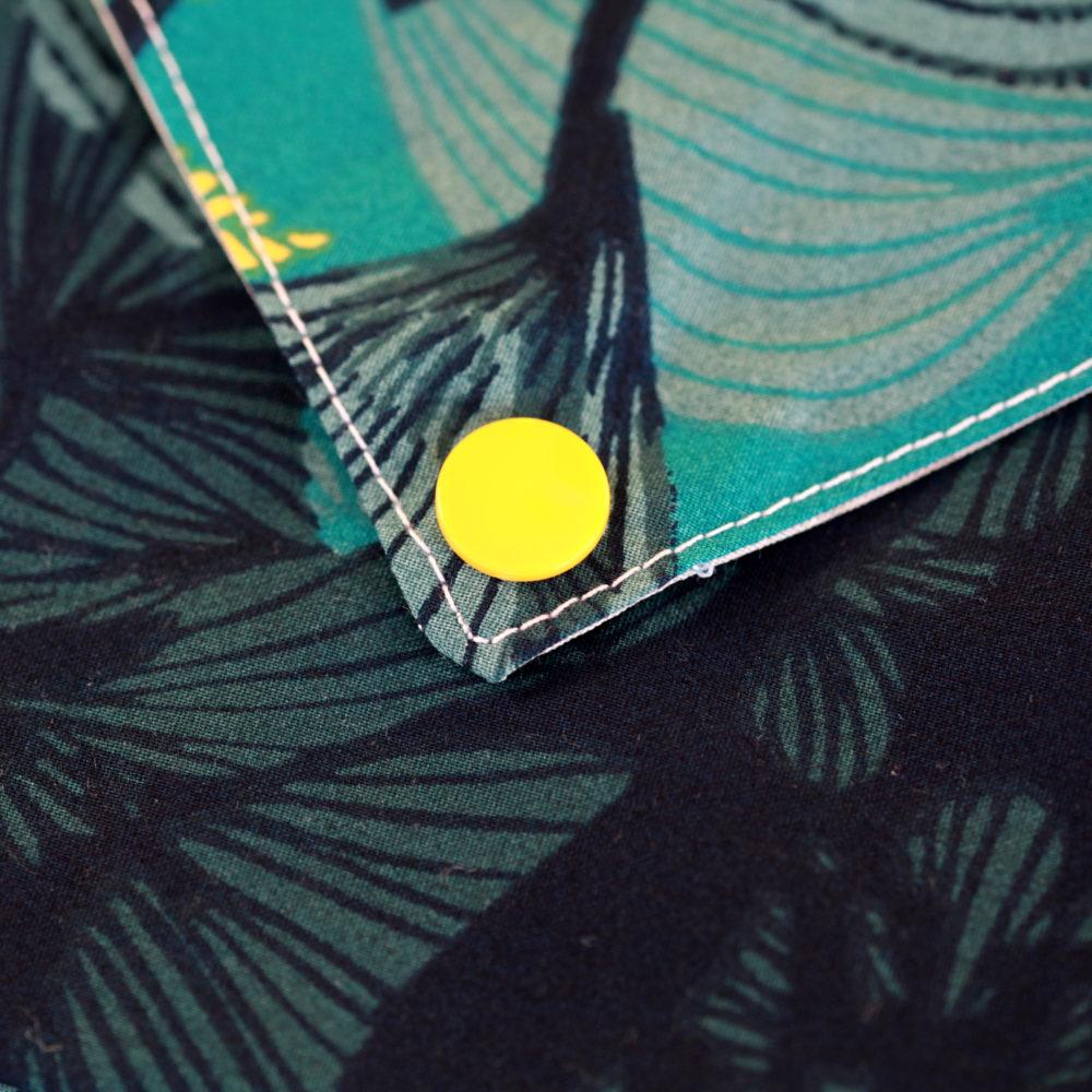 Pochette imperméable simple – modèle Fleur