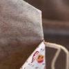 Pochette imperméable simple – modèle Cupcake