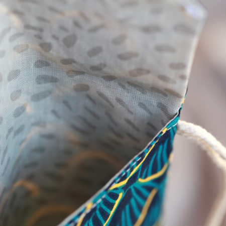 Pochette imperméable simple – modèle Sirène