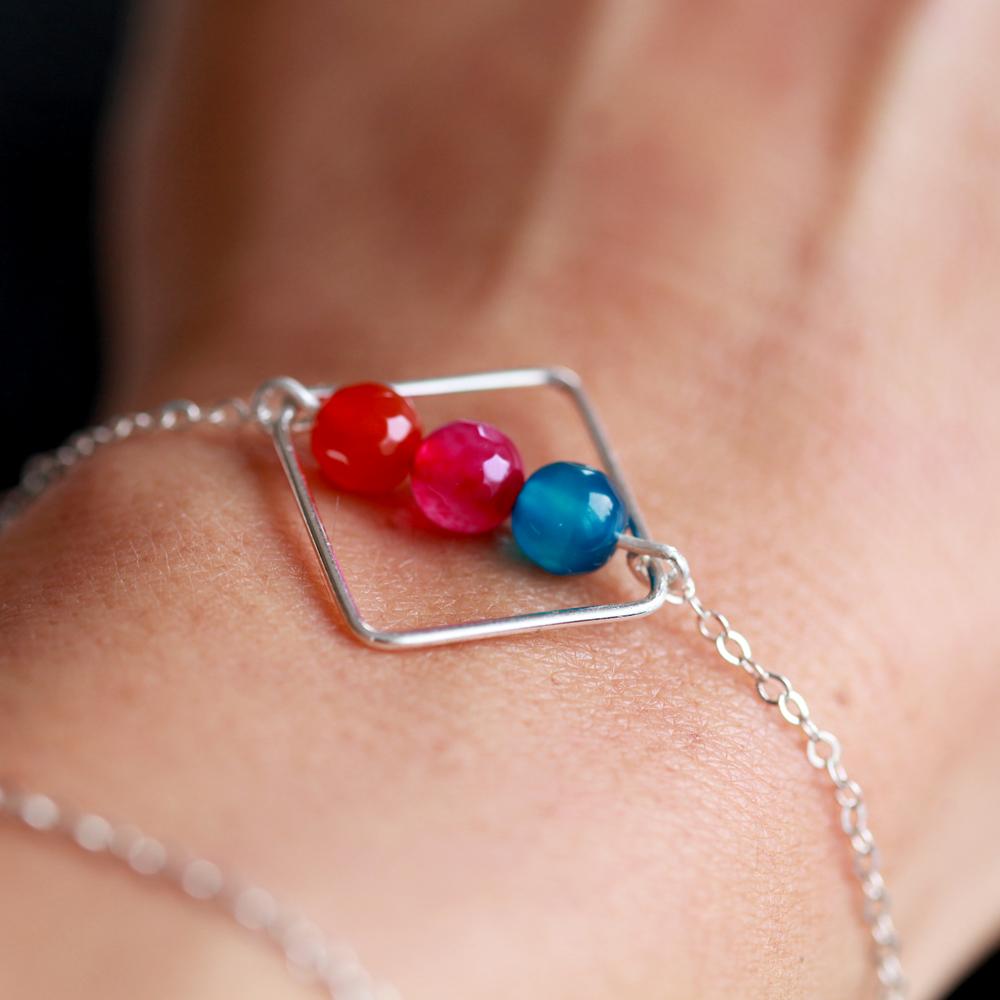 Bracelet – Haribo – ARGENT 925